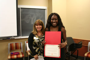 Congratulations to AADS Major Kanyinsola for Winning The CWGS Lora Romero Memorial Award for Interdisciplinary Research in Race, Ethnicity and Gender
