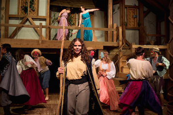 Shakespeare at Winedale's 44th Season