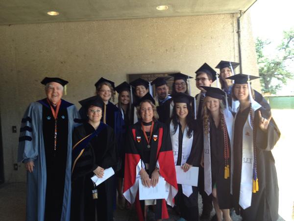 Celebrating More Graduates!