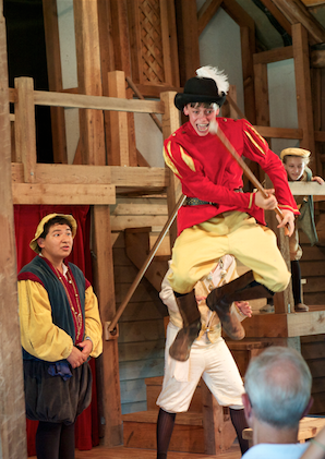 Camp Shakespeare presents The Comedy of Errors