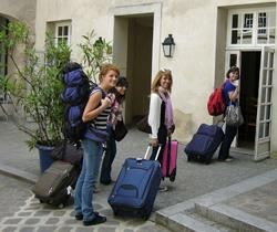 Study Abroad Programs in full force