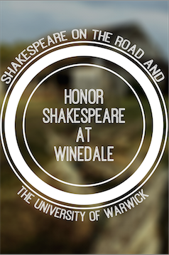 Shakespeare Birthplace Trust and University of Warwick honor Shakespeare at Winedale