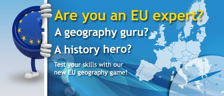 EU Geography Game Now Live