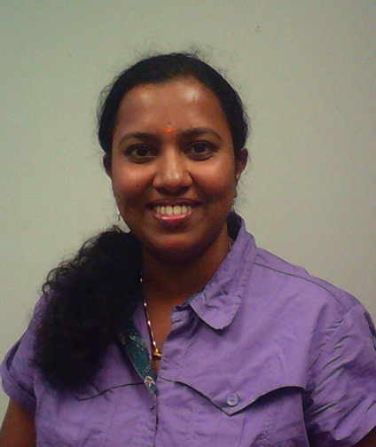 Asian Studies Welcomes New Faculty Dr. Darsana Manayathu-Sasi