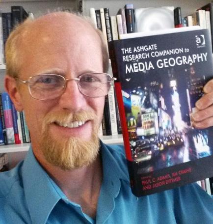 Dr. Paul Adams Book: The Ashgate Research Companion to Media