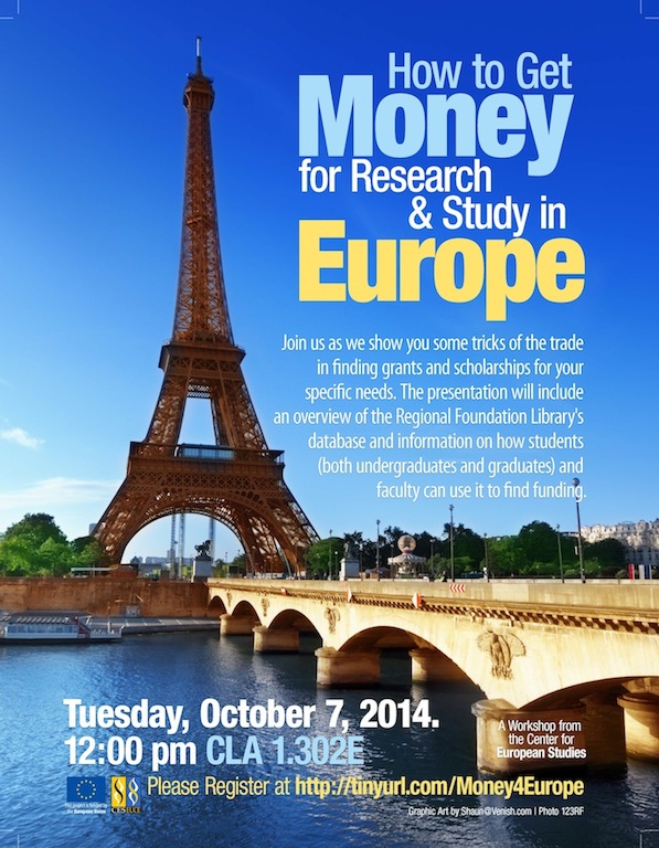 How to Get Money for Research & Study in Europe