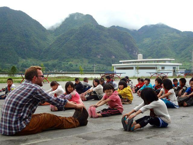 Alumni Spotlight: Andrew Wortham, BA Asian Studies 2012
