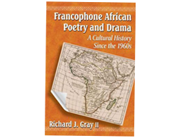 Be sure to read UT French and Italian Department alumnus Richard Gray's recently published monograph,