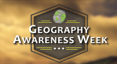 Geography Awareness Week 2014 - The Future of Food