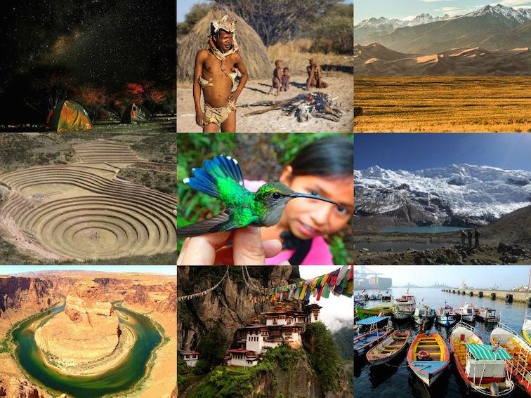 2014 Photo Contest Winners - Geography Awareness Week