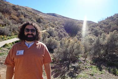 Nathan Garza Maps His Future With GIS Internship