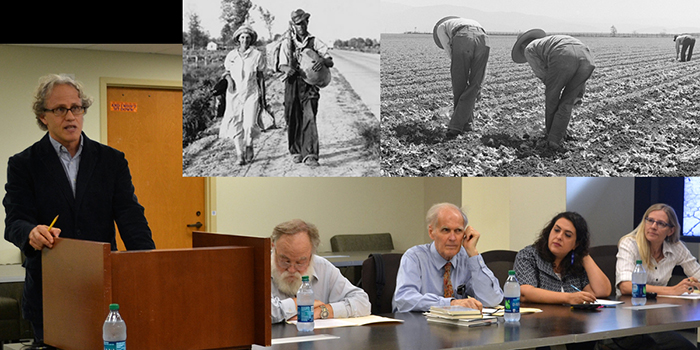 Interdisciplinary panel marks 75th anniversary of