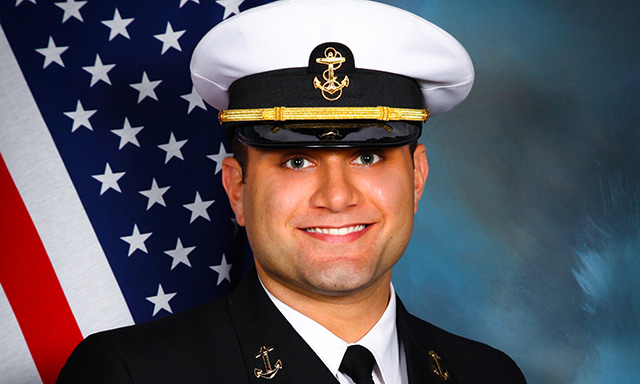 Plan II, NROTC Student Receives British Marshall Scholarship
