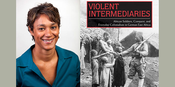"Michelle Moyd's ""Violent Intermediaries"" examines East Africa's askari in the early 20th century"