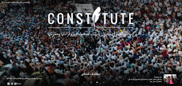 Constitute Launches in Arabic