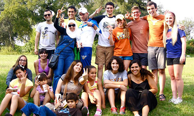 Liberal Arts Refugee Alliance Introduces New Residents to Austin