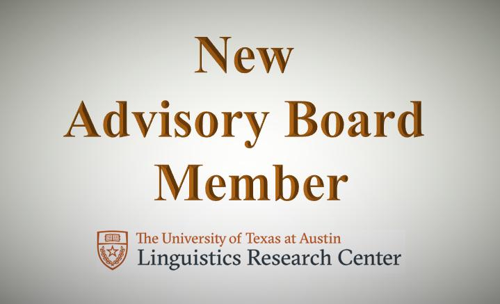 New Advisory Board Members