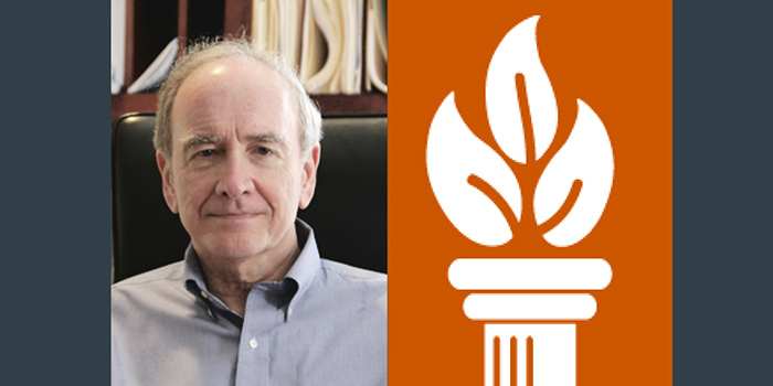Professor John Lewis Gaddis, History Ph.D. Alumnus