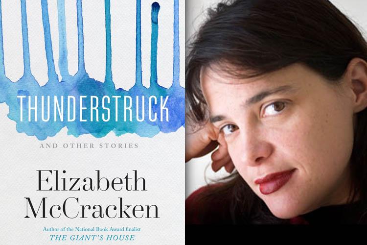 Professor Elizabeth McCracken wins the 2015 Story Prize