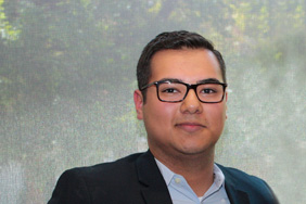 MALS Distinguished Graduate Jonathan Cortez awarded the National Association of Chicana and Chicano Studies Fredrick A. Cervantes Student Premio