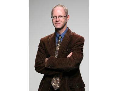 Professor Dan Birkholz receives Silver Spurs Centennial Teaching Fellowship