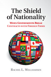 The Shield of Nationality: New book explains enduring role of the nation in the international economy