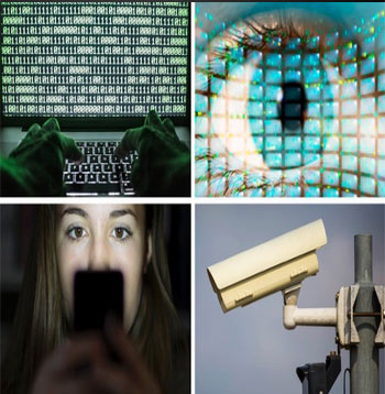 The Lens in the Mirror: How Surveillance is Pictured in the Media and Public Culture