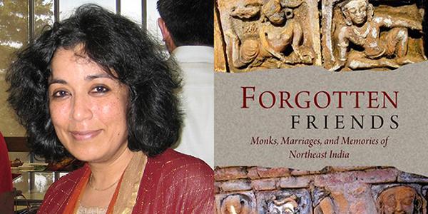 Professor of History, Indrani Chatterjee