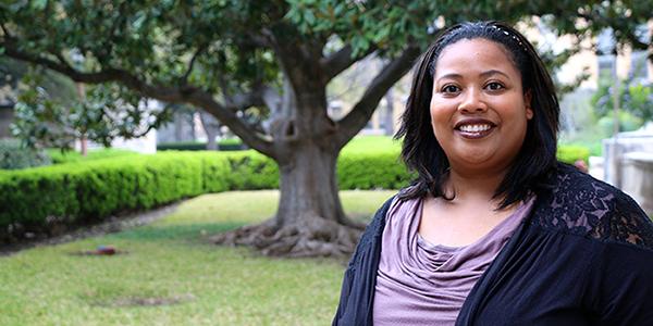 Nakia Parker, Ph.D. Student, UT History