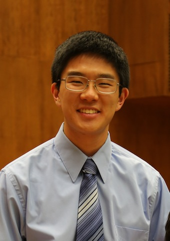 Congratulations Winston Wu!