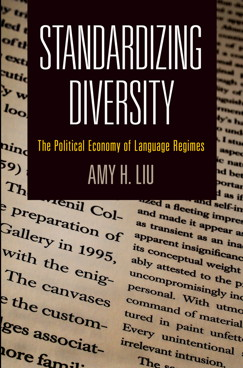 Amy Liu Follows New Book with Fulbright Award