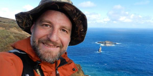 Greg Cushman, History Ph.D. Alumnus, honored with prestigious Andrew Carnegie Fellowship