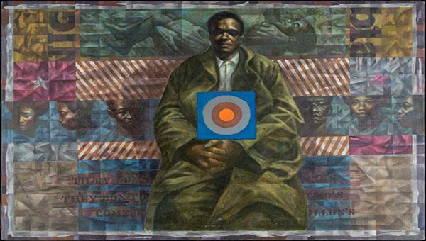 Blanton Museum Recognizes Celebrated Artist Charles White
