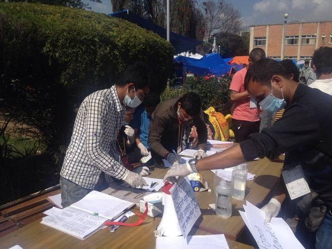 The grassroots take the lead. Bibeksheel Nepali, Author provided