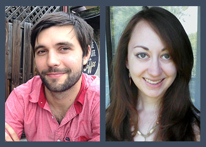 New Writers Project's Julie Howd and Adam Ortman receive 2015 Crane Awards