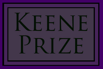 Keene Prize for Literature Winner and Finalists