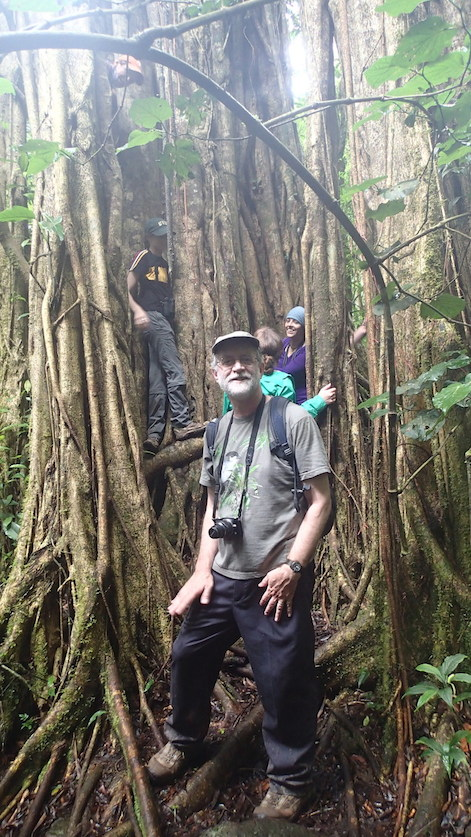 Dr. Kenneth Young and Graduate Student Aaron Groth's Research on Cloud Forests