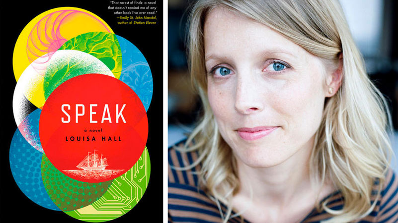 In conversation with Louisa Hall about her new book, Speak