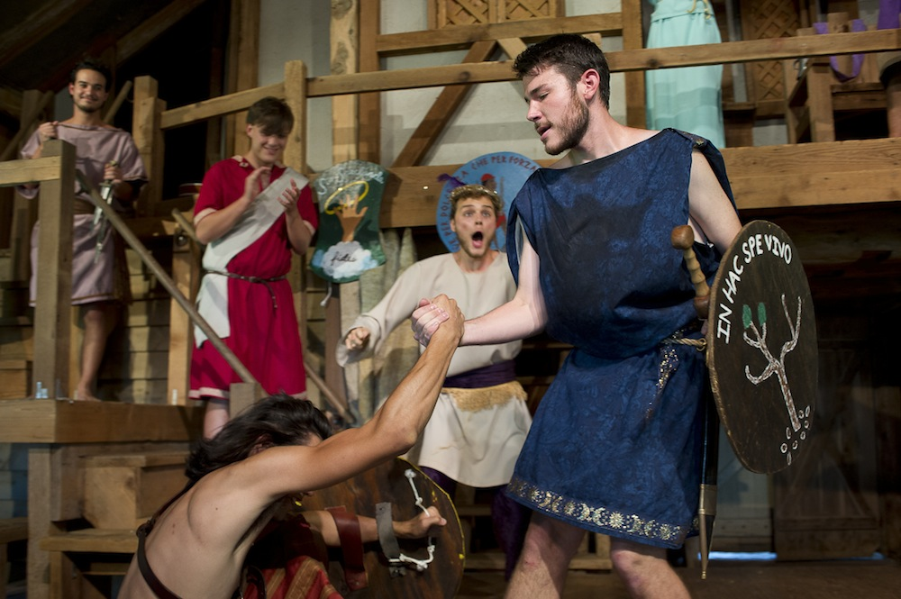 Shakespeare at Winedale presents Pericles in Austin!