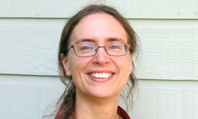 Katrin Erk joined the Department of Linguistics in 2006.