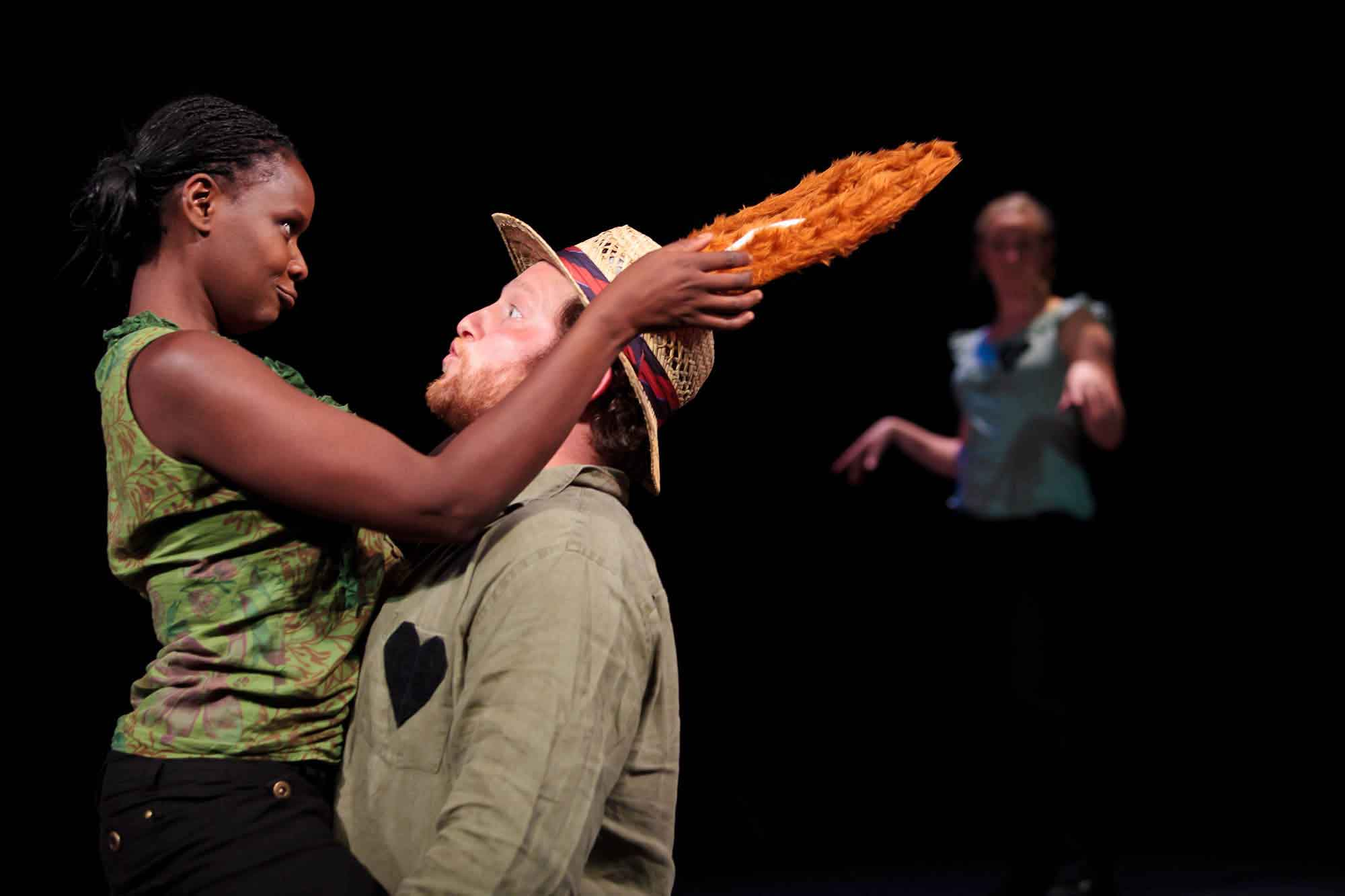 Actors from the London Stage present A Midsummer Night's Dream