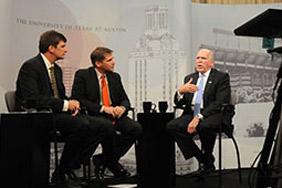 CIA Director John O. Brennan Visits Online GOV 312 Course