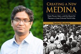 Prof. Dhulipala, IHS Fellow, 2010-2011
