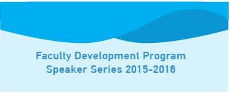 CWGS Names Participants, 2015-2016 Faculty Development Program