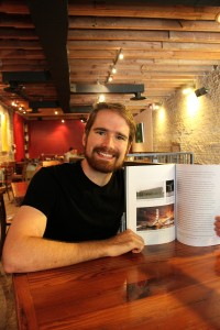 Asian Studies Alum, Ben Parker, Featured in Alcalde
