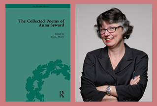 Lisa Moore and The Collected Poems of Anna Seward