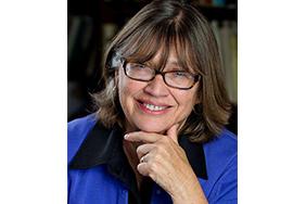 Prof. Jacqueline Jones. Photo by Marsha Miller.