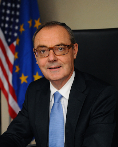 Talk by the Ambassador of the European Union to the United States: November 18