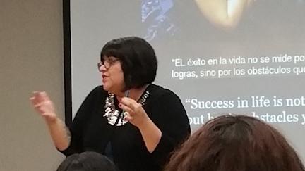 Dr. Rachel González-Martin discusses her field research about quinceañera celebrations of millennial Latinas.