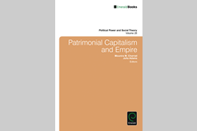 Patrimonial Capitalism and Empire (Emerald Publishing, 2015)